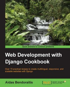 6898OS_Web Development with Django Cookbook_Cover_0